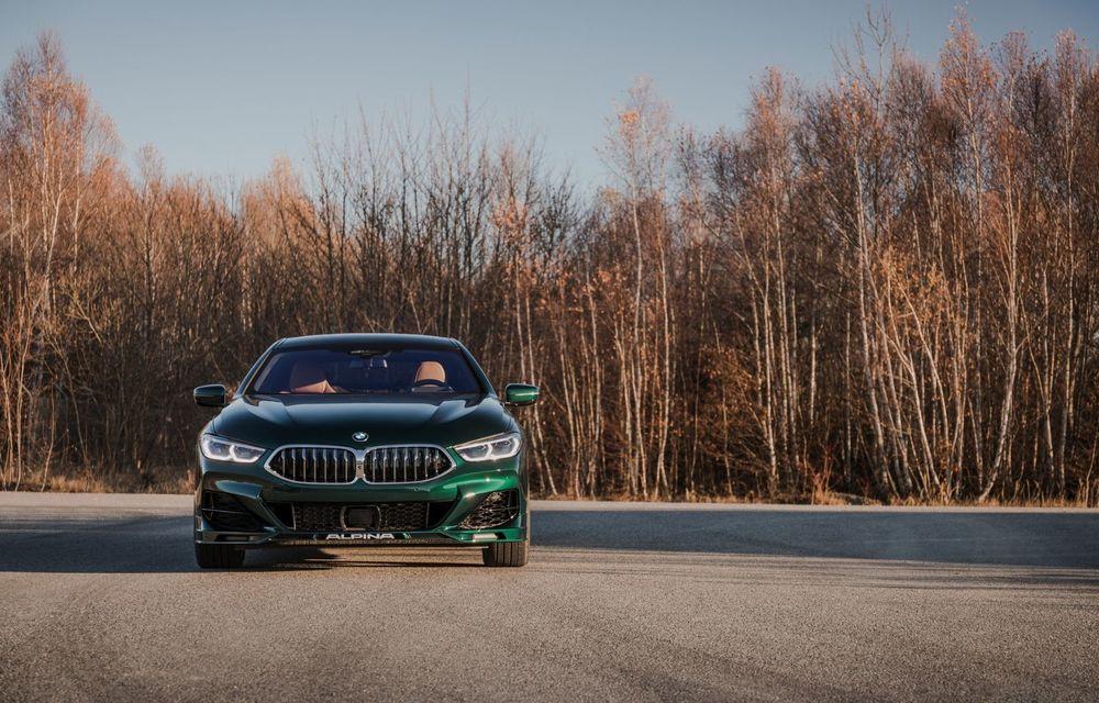 Alpina prezintă noul B8 Gran Coupe: motorul V8 dezvoltă 620 de cai putere - Poza 12
