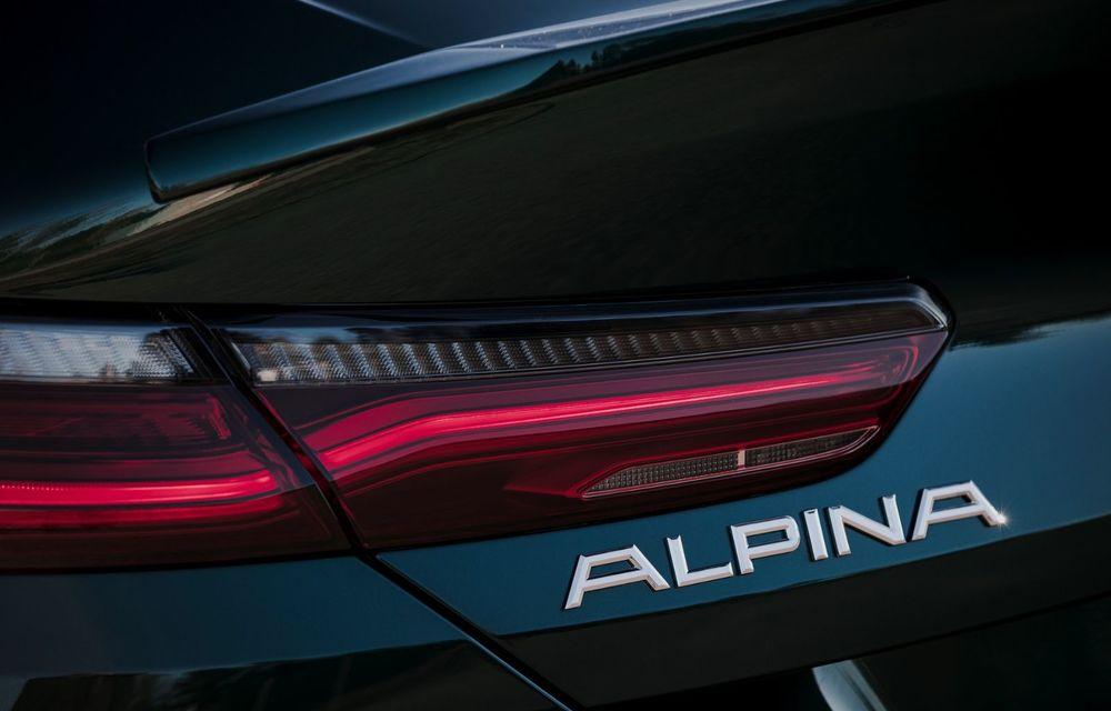 Alpina prezintă noul B8 Gran Coupe: motorul V8 dezvoltă 620 de cai putere - Poza 30