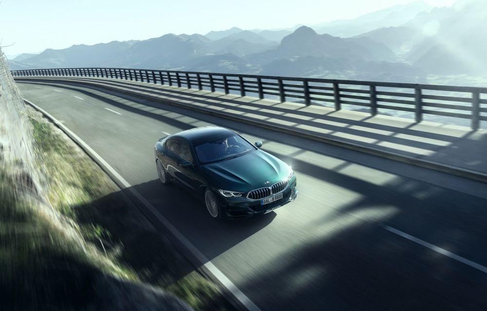 Alpina prezintă noul B8 Gran Coupe: motorul V8 dezvoltă 620 de cai putere - Poza 15