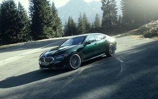 Alpina prezintă noul B8 Gran Coupe: motorul V8 dezvoltă 620 de cai putere