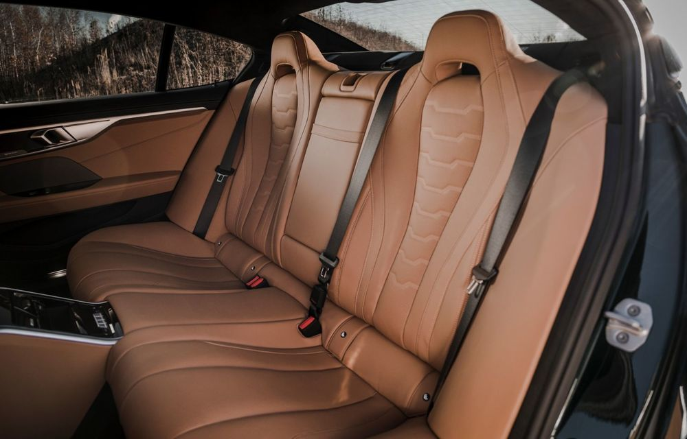 Alpina prezintă noul B8 Gran Coupe: motorul V8 dezvoltă 620 de cai putere - Poza 28