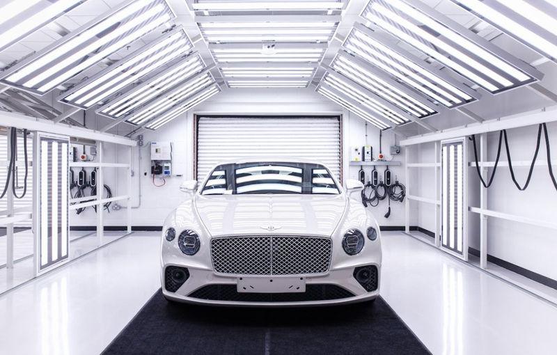 După Porsche, și Bentley vrea să dezvolte combustibili sintetici, care să înlocuiască benzina - Poza 1