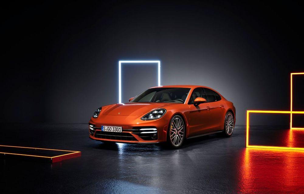 Viitoarea generație Porsche Panamera ar putea avea o versiune 100% electrică - Poza 1