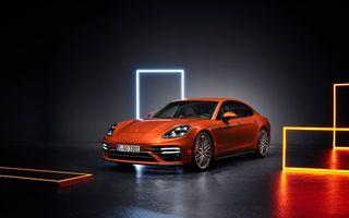 Viitoarea generație Porsche Panamera ar putea avea o versiune 100% electrică
