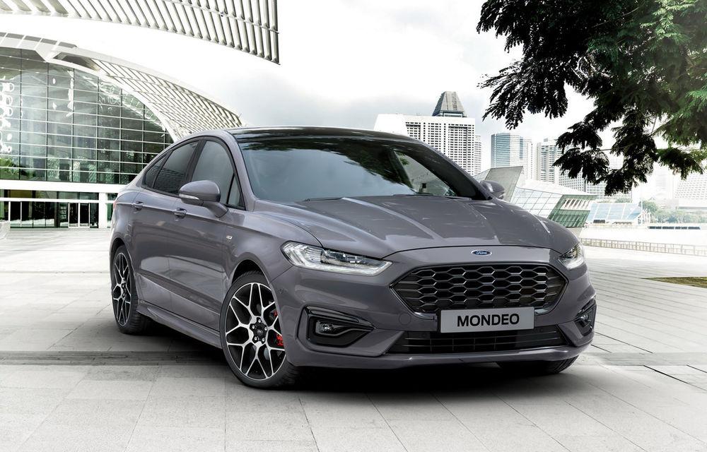 Ford Mondeo va ieși definitiv din producție în martie 2022 - Poza 1