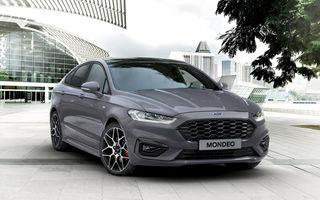Ford Mondeo va ieși definitiv din producție în martie 2022