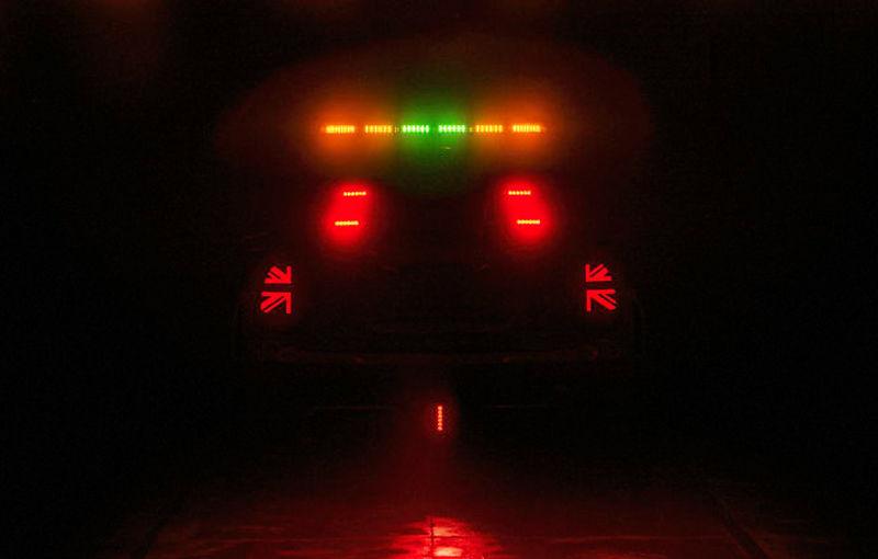 Mini prezintă teaser-ul unui hot hatch electric, dedicat circuitului - Poza 1