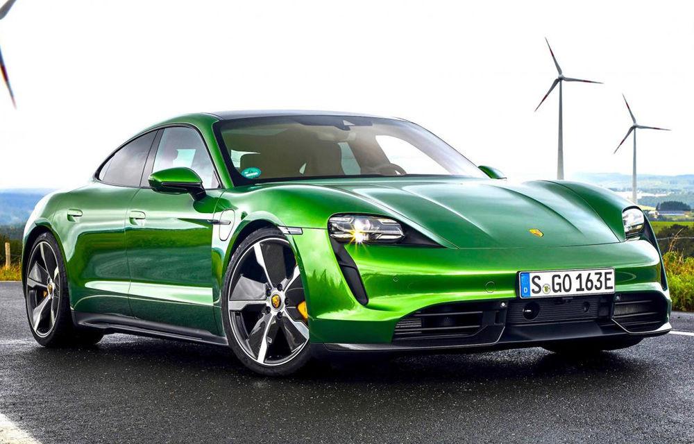 Porsche va utiliza propria platformă pentru mașini electrice și nu pe cea a Grupul Volkswagen - Poza 1
