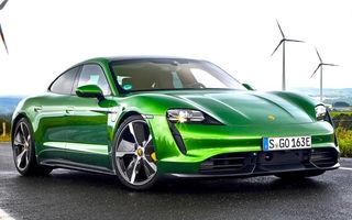 Porsche va utiliza propria platformă pentru mașini electrice și nu pe cea a Grupul Volkswagen