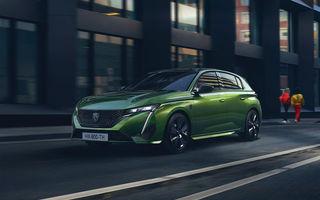 Noua generație Peugeot 308 va primi o versiune 100% electrică
