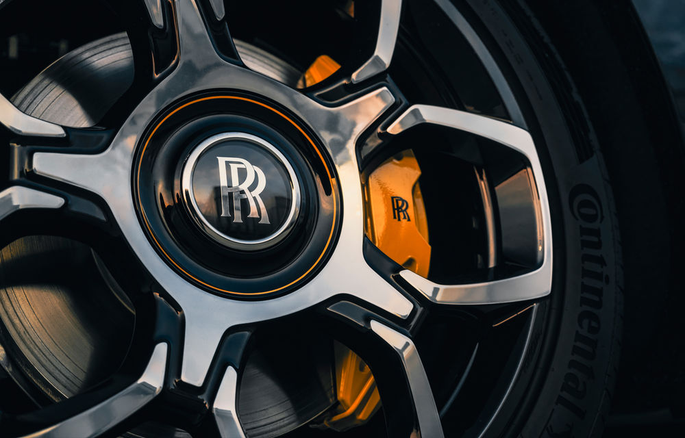 Un Rolls Royce Cullinan unicat, realizat la comandă pentru unul dintre directorii Google - Poza 6