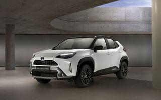 Toyota Yaris Cross Adventure: un plus de robustețe pentru SUV-ul nipon de clasă mică