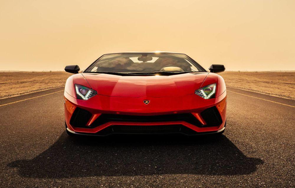 Lamborghini ar putea lansa succesorul modelului Aventador în 2022, cu sistem de propulsie hibrid - Poza 1