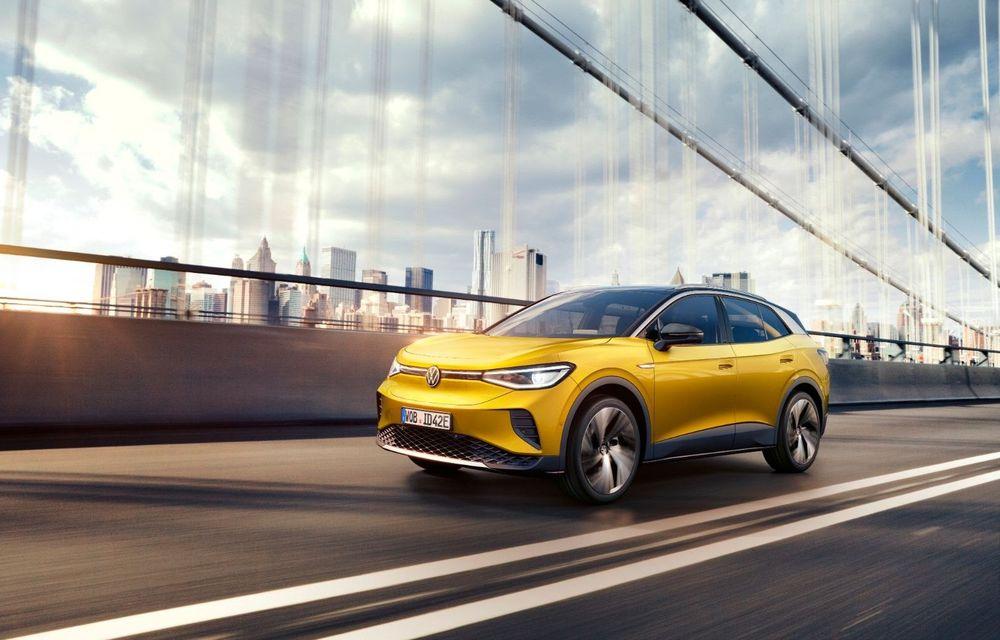 Volkswagen a primit peste 23.500 de comenzi pentru SUV-ul electric ID.4 în Europa - Poza 1