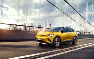 Volkswagen a primit peste 23.500 de comenzi pentru SUV-ul electric ID.4 în Europa