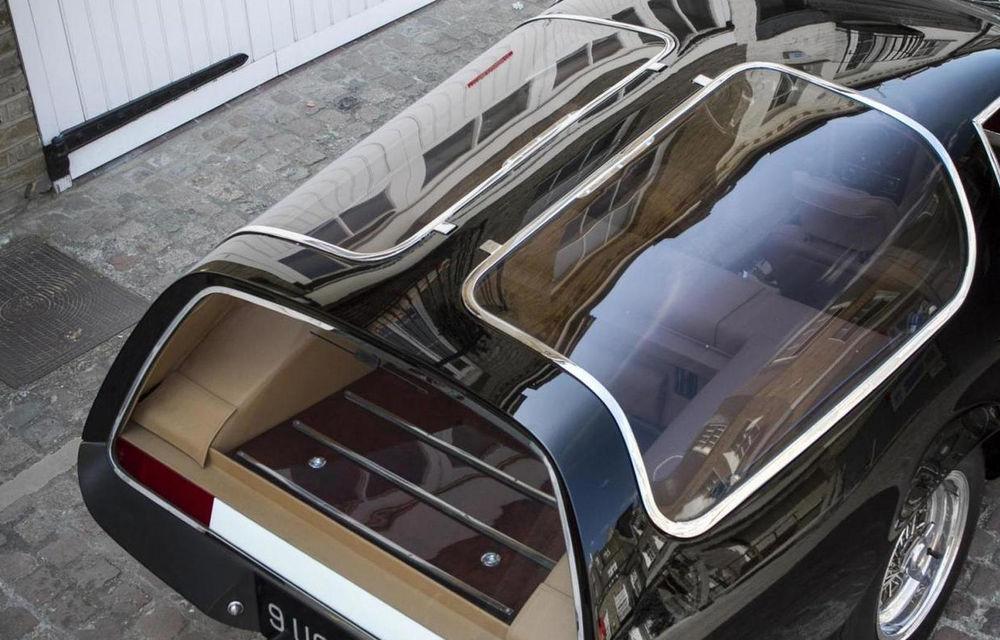 Concept olandez, omagiu adus legendarului Ferrari Daytona Shooting Brake - Poza 7
