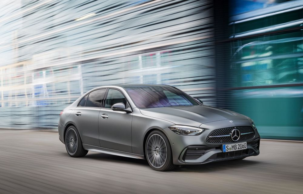 Prețuri Mercedes-Benz Clasa C în România: varianta sedan pornește de la 43.500 de euro - Poza 1