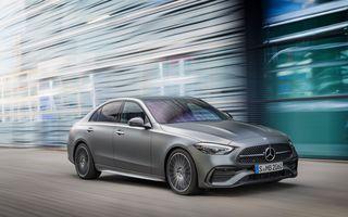 Prețuri Mercedes-Benz Clasa C în România: varianta sedan pornește de la 43.500 de euro