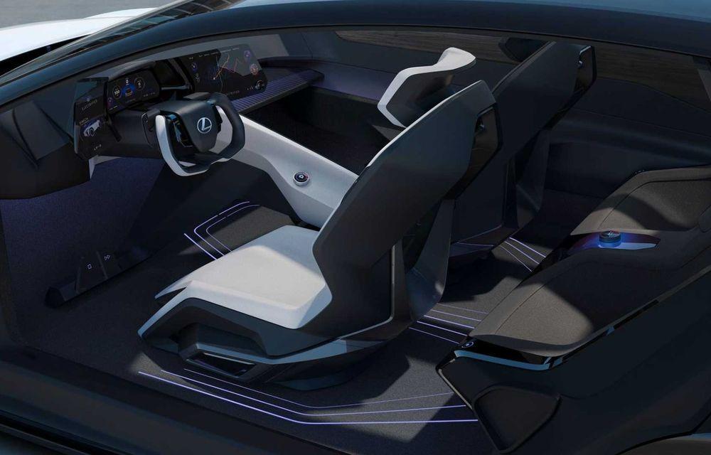 Lexus LF-Z Electrified: conceptul anunță lansarea a 20 de mașini electrificate până în 2025 - Poza 17