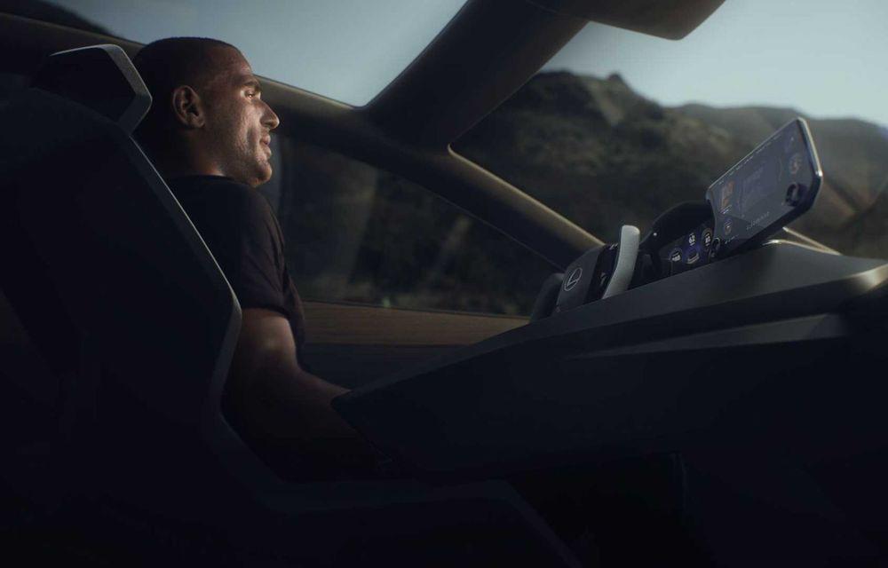 Lexus LF-Z Electrified: conceptul anunță lansarea a 20 de mașini electrificate până în 2025 - Poza 18
