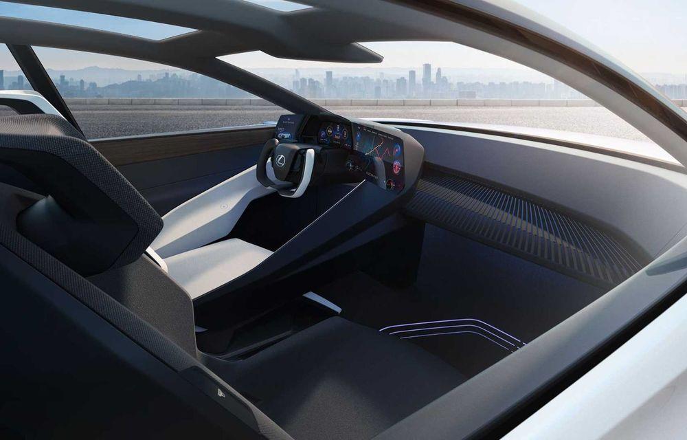 Lexus LF-Z Electrified: conceptul anunță lansarea a 20 de mașini electrificate până în 2025 - Poza 14