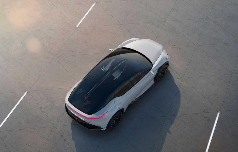 Lexus LF-Z Electrified: conceptul anunță lansarea a 20 de mașini electrificate până în 2025 - Poza 11