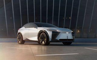 Lexus LF-Z Electrified: conceptul anunță lansarea a 20 de mașini electrificate până în 2025