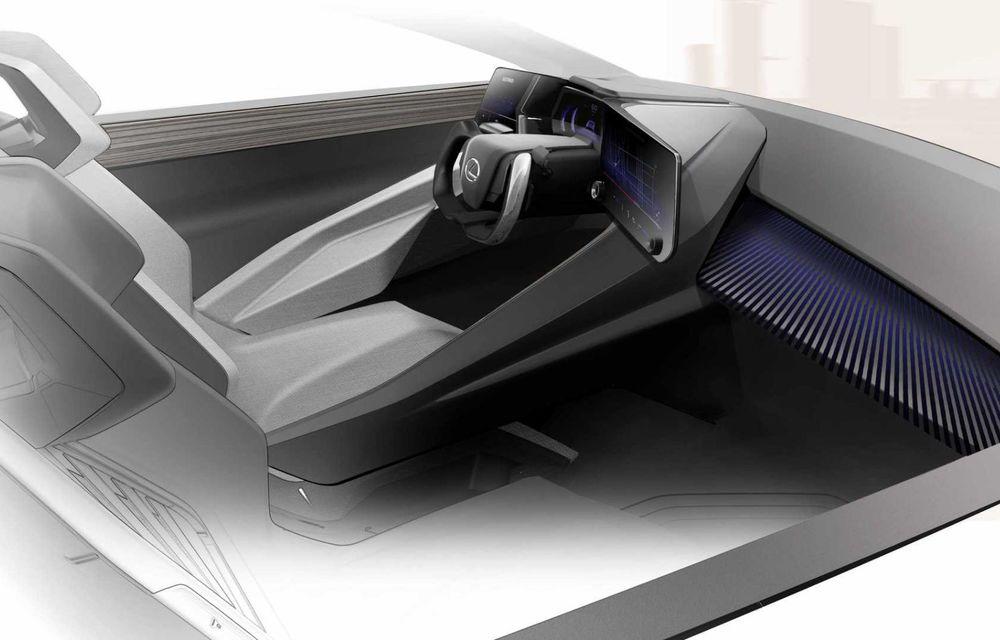 Lexus LF-Z Electrified: conceptul anunță lansarea a 20 de mașini electrificate până în 2025 - Poza 16