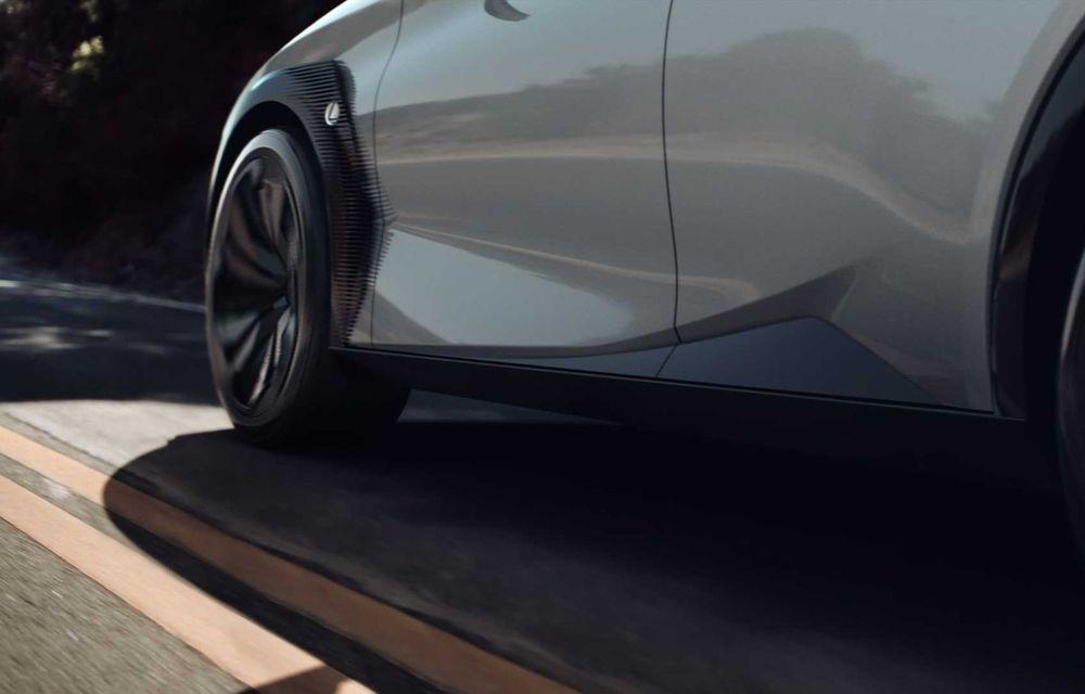 Lexus LF-Z Electrified: conceptul anunță lansarea a 20 de mașini electrificate până în 2025 - Poza 23