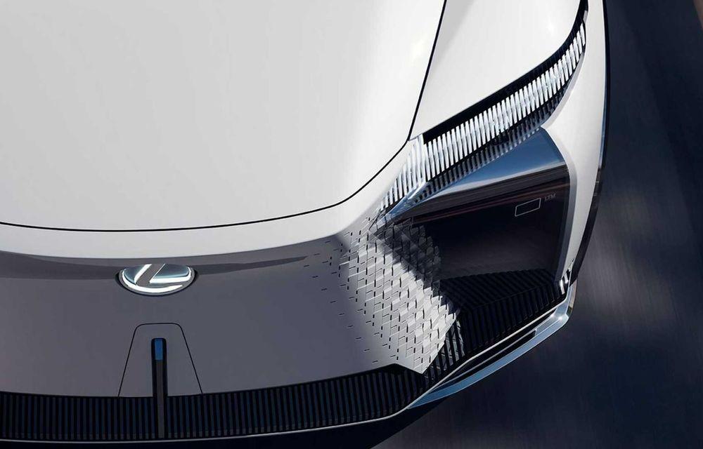 Lexus LF-Z Electrified: conceptul anunță lansarea a 20 de mașini electrificate până în 2025 - Poza 22