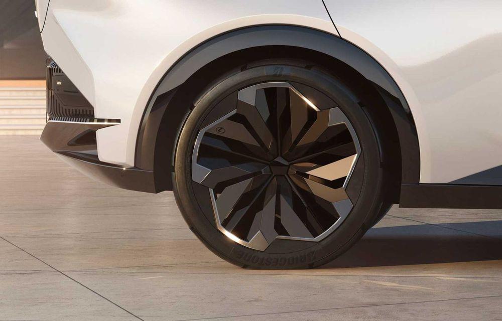 Lexus LF-Z Electrified: conceptul anunță lansarea a 20 de mașini electrificate până în 2025 - Poza 24