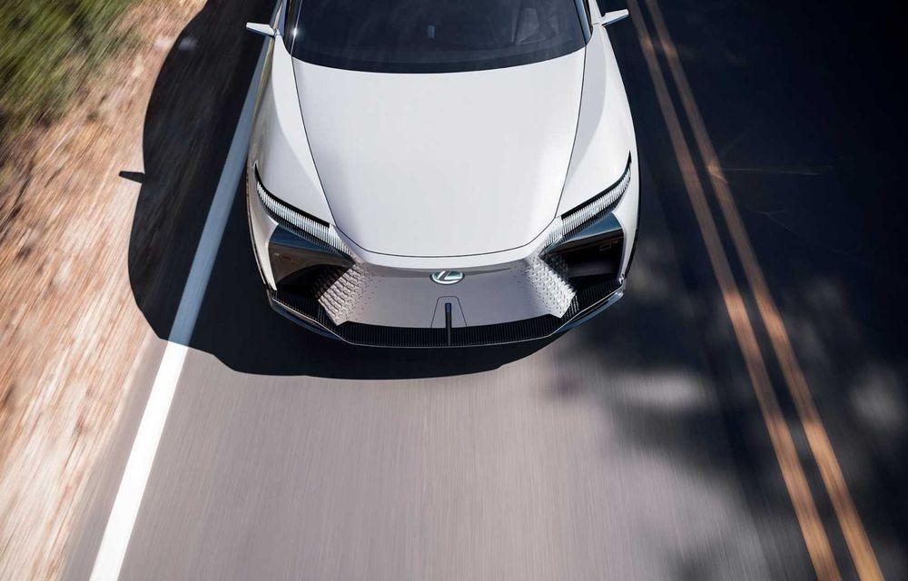 Lexus LF-Z Electrified: conceptul anunță lansarea a 20 de mașini electrificate până în 2025 - Poza 20