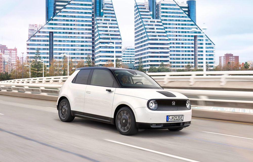 Honda e, Toyota Yaris și Volkswagen ID.4 au rămas în cursa pentru titlul de Mașina Anului 2021 în lume - Poza 1