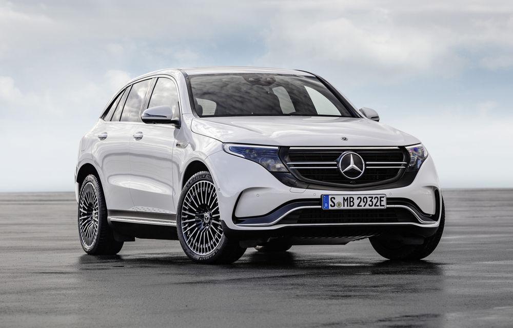 Prima mașină electrică Mercedes-AMG se va lansa anul acesta - Poza 1