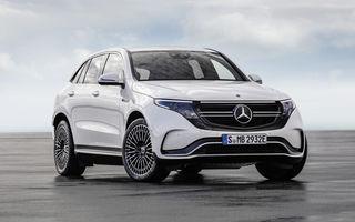 Prima mașină electrică Mercedes-AMG se va lansa anul acesta