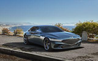 """Genesis prezintă conceptul electric X: """"Pentru moment, acesta este doar un exercițiu de design"""""""