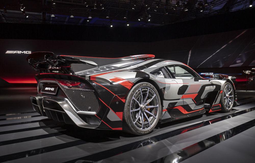 Modelele hibride Mercedes-AMG vor avea până la 804 de cai putere. Noul C63 va avea motor de 2.0 litri - Poza 5