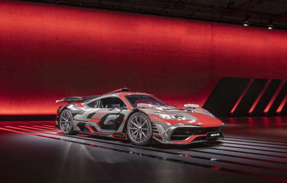 Modelele hibride Mercedes-AMG vor avea până la 804 de cai putere. Noul C63 va avea motor de 2.0 litri - Poza 4