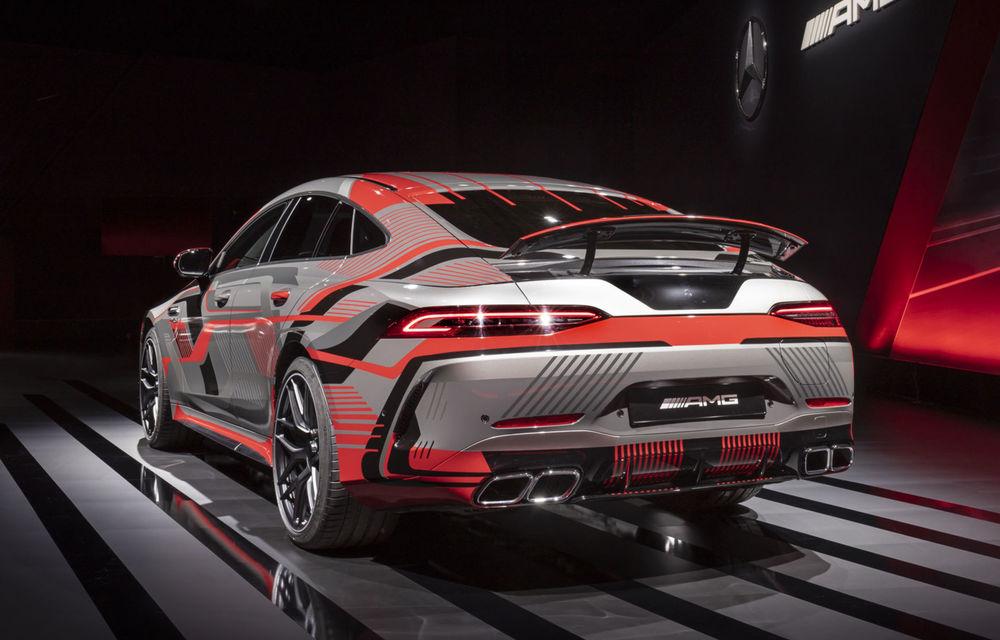 Modelele hibride Mercedes-AMG vor avea până la 804 de cai putere. Noul C63 va avea motor de 2.0 litri - Poza 6