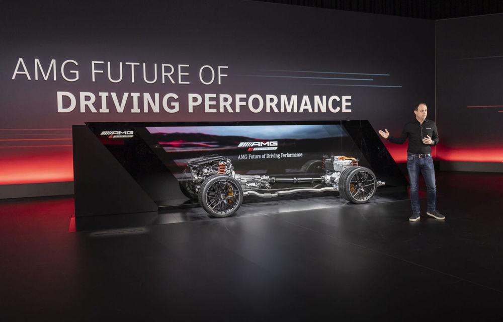 Modelele hibride Mercedes-AMG vor avea până la 804 de cai putere. Noul C63 va avea motor de 2.0 litri - Poza 2
