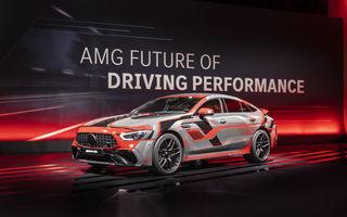 Modelele hibride Mercedes-AMG vor avea până la 804 de cai putere. Noul C63 va avea motor de 2.0 litri