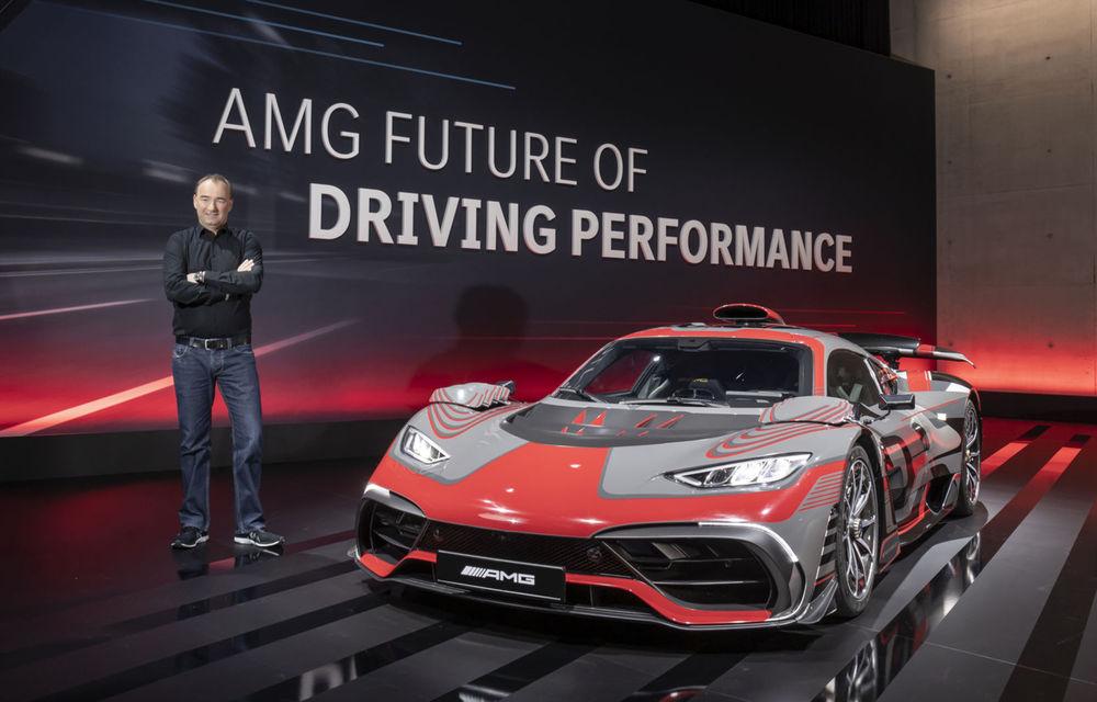 Modelele hibride Mercedes-AMG vor avea până la 804 de cai putere. Noul C63 va avea motor de 2.0 litri - Poza 3