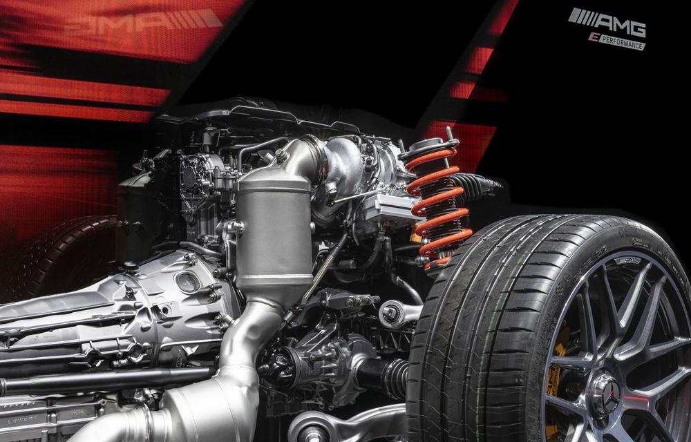 Modelele hibride Mercedes-AMG vor avea până la 804 de cai putere. Noul C63 va avea motor de 2.0 litri - Poza 9