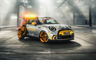 Formula E va avea un nou Safety Car: Mini Electric Pacesetter