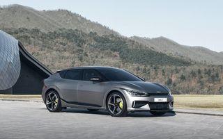 Kia va lansa mai multe modele electrice de performanță, asemănătoare cu noul EV6 GT