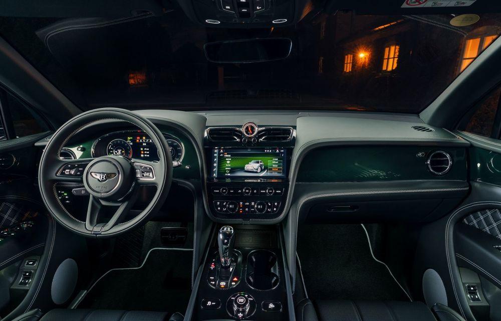 Bentley a realizat, la comandă, un Bentayga Hybrid unicat pentru un client din China - Poza 6