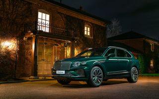 Bentley a realizat, la comandă, un Bentayga Hybrid unicat pentru un client din China