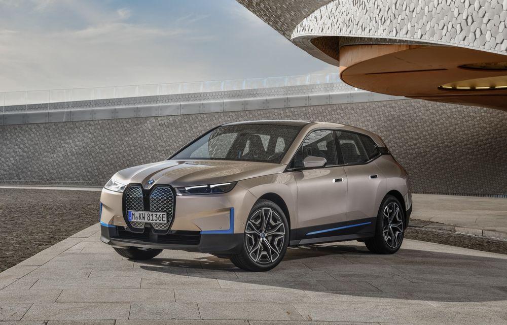 """Șeful BMW: """"Toate mașinile electrice dedicate arată la fel. Clienții noștri sunt mai pretențioși"""" - Poza 1"""