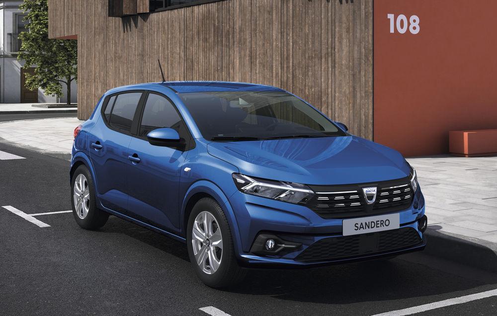 Dacia Sandero a fost al treilea cel mai înmatriculat model din Franța după primul trimestru - Poza 1