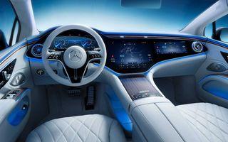 Noul Mercedes-Benz EQS va avea autonomie de 770 kilometri, susțin reprezentanții companiei